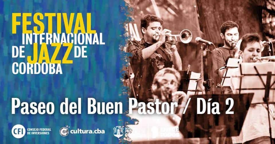 La Colmena Big Band en el Festival de Jazz 2018