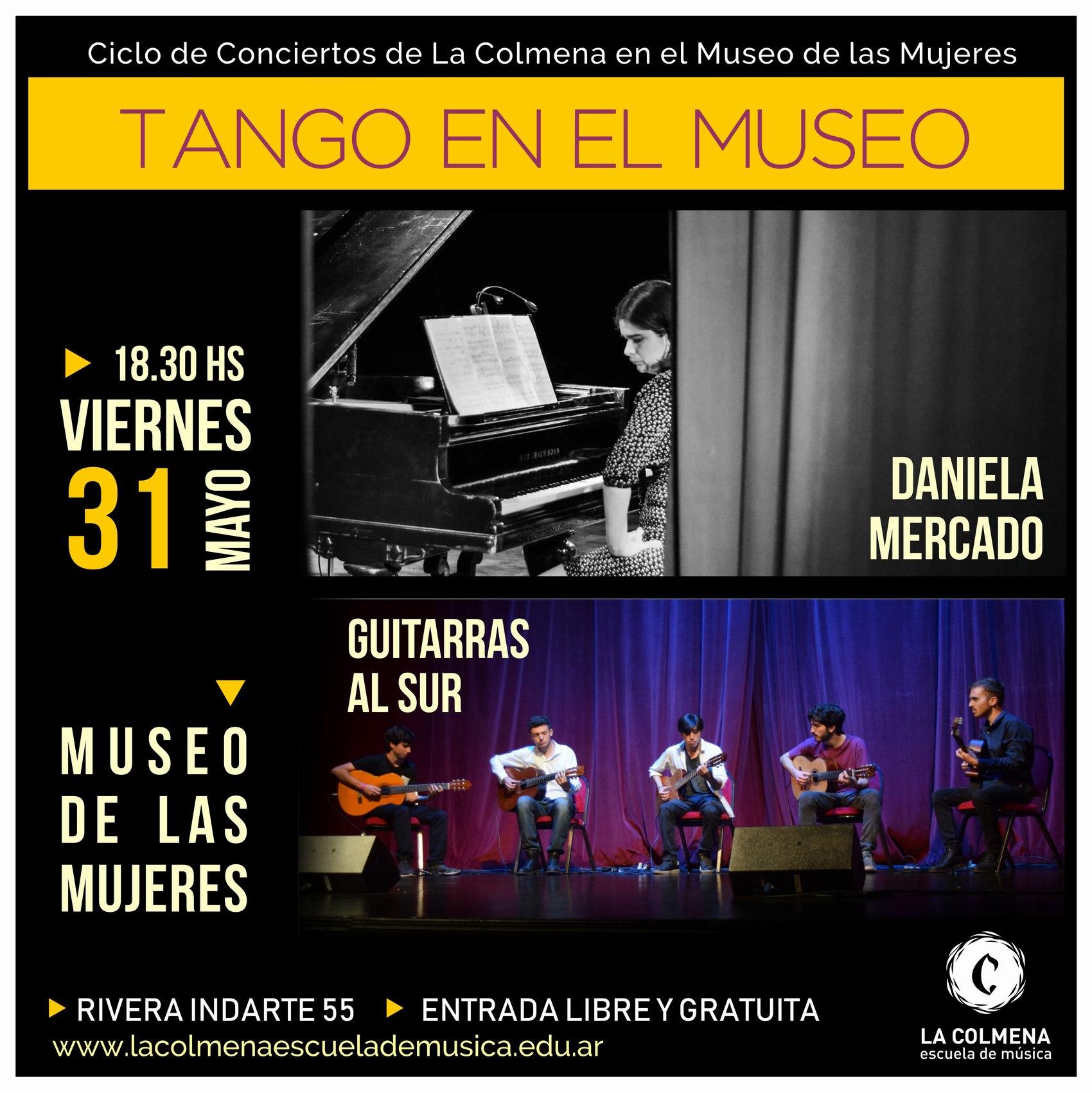 Tango en el Museo de las Mujeres