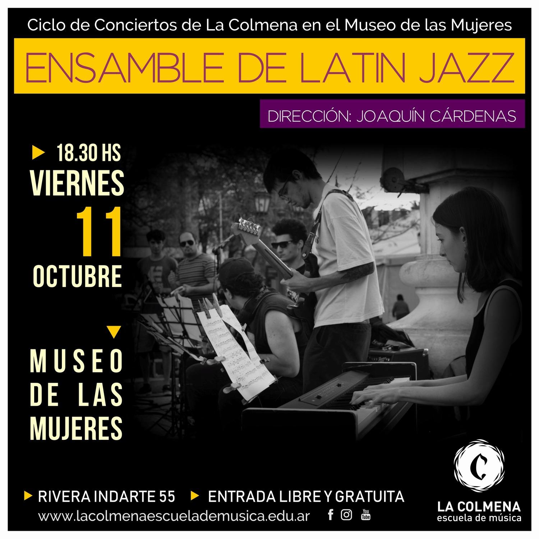 Latin Jazz en el Museo